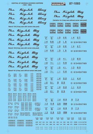 MSI601093 Microscale Inc N CG Cvrd Hppr 1940-1963 460-601093