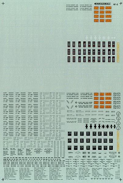 MSI602 Microscale Inc N Gothic Style RR Data Sht 460-602