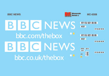 MSI5008 Microscale Inc HO BBC.com Box Cargo Cntnr 460-5008