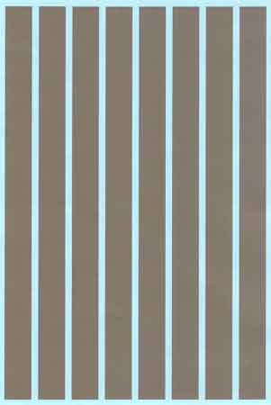 "Microscale 812 Parallel Stripes Dulux Gold 1/2"" Wide 460-812"