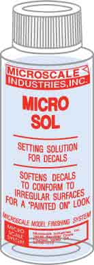 Micro-Sol Decal Solvent